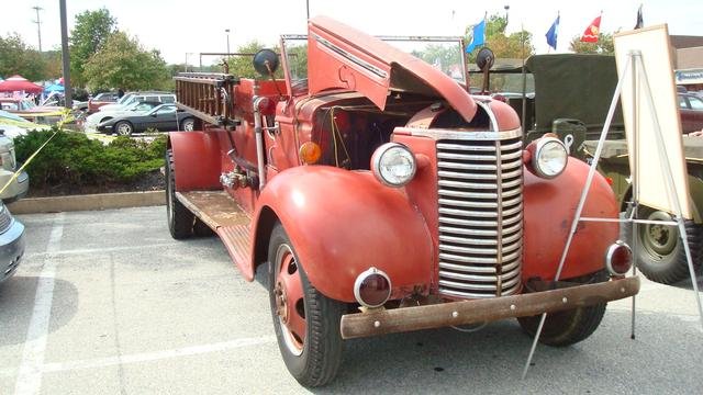 Thorndale Fire Company Car Show