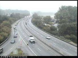 View from Penndot Camera